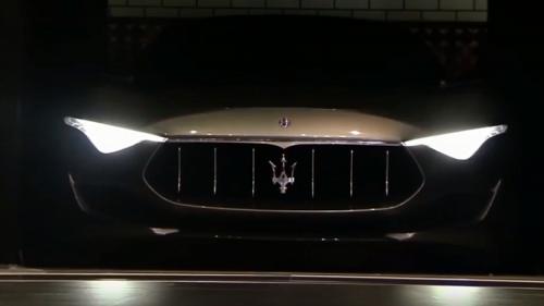 """""""Maserati"""" تطلق أولى سياراتها الكهربائية"""