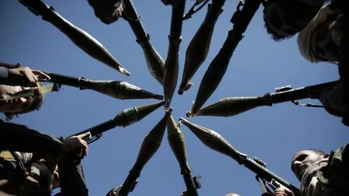 قبائل حجور تصد هجمات على ثلاث جبهات لكتائب المليشيات
