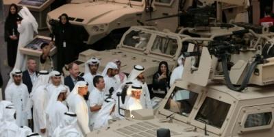 """""""IDEX2019"""" يتصدر تويتر تزامنا مع انطلاق معرضي الدفاع في أبوظبي"""