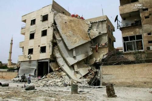 مقتل 10 مدنيين في قصف مدفعي لقوات النظام السوري