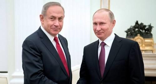 نتنياهو يُوجه رسالة لـ بوتين قبل لقاء الخميس المرتقب (تفاصيل)