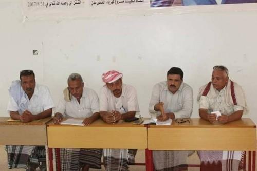 مناقشة الترتيبات الخاصة بانطلاق دوري الفقيد السقطري