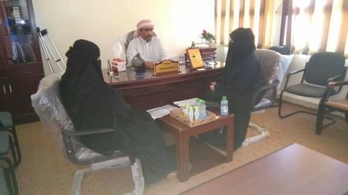 الاتفاق على ترتيبات تفويج متعمري ذوي الاحتياجات الخاصة بالمهرة