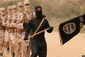 """بالفيديو .. """"داعشي"""" يخبر الشرطة الأمريكية على عنوانه"""
