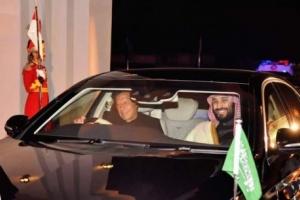 باكستان ترحب بقدوم ولي العهد السعودي على طريقتها الخاص (فيديو)