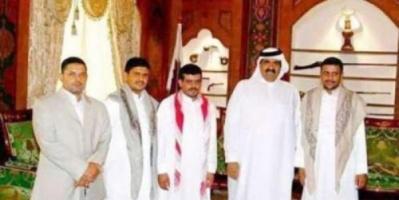 قطر تطبق سياسية طهران لتمزيق اليمن عبر بوابة تجنيس الحوثي