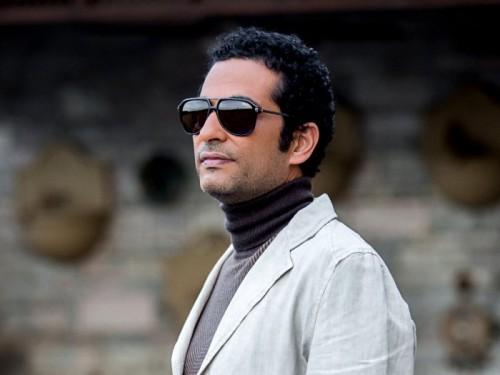 """عمرو سعد يواصل تصوير مسلسه """" بركة"""""""