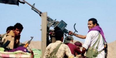 حجور.. ملحمة وطنية أبطالها التحالف والقبائل ضد الحوثيين