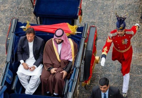 الوهيبي: زيارة ولي العهد إلى باكستان مرحلة جديدة في العلاقات بين البلدين
