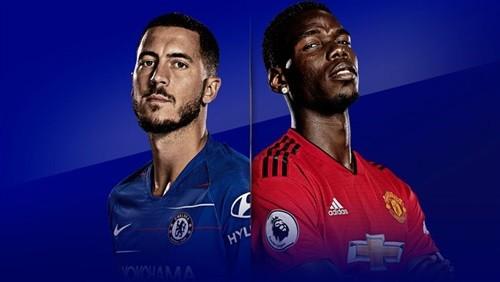 شاهد| مباراة تشيلسي ومانشستر يونايتد الإثنين 18-2-2019