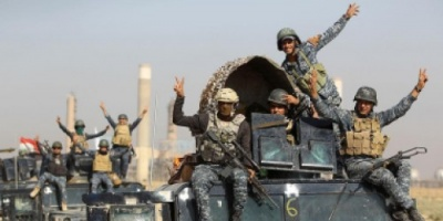 العراق.. قوات الحشد تحبط عملية تسلل لعناصر داعش