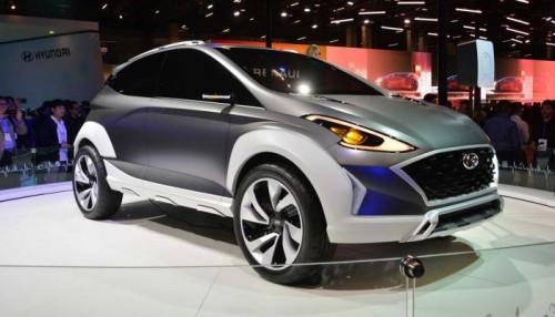 هيونداي تستعد لطرح أصغر سيارة في تاريخها