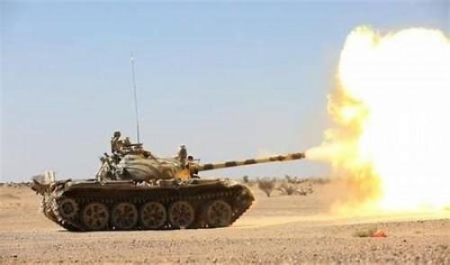 الجيش يحرز تقدما جديدا بجبهات خب والشعف في الجوف