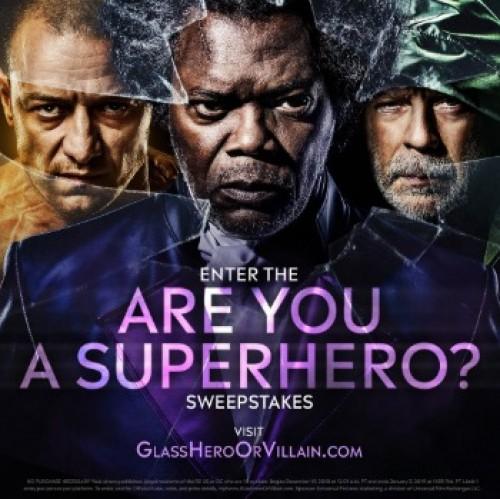 فيلم Glass يحصد 235 مليون دولار في شهر