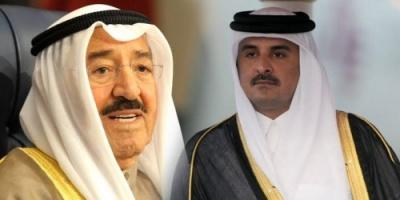 مُعارض قطري يكشف جريمة لـ الحمدين في الكويت