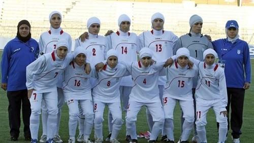 سيدات إيران على مقربة من الانسحاب الأوليمبي بسبب الاحتلال الإسرائيلي