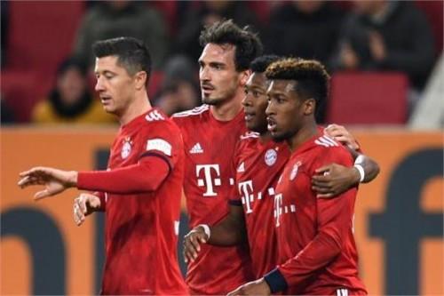 بايرن ميونيخ يكشف عن تشكيله لمواجهة ليفربول في دوري أبطال أوروبا