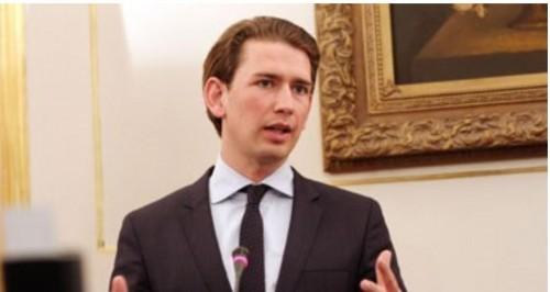 مستشار النمسا يلتقى ترامب في زيارة رسمية لواشنطن