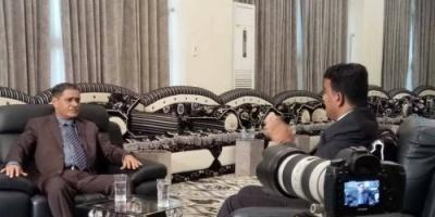 محافظ حضرموت: إعادة افتتاح مطار الريان الدولي بالمكلا قريبًا