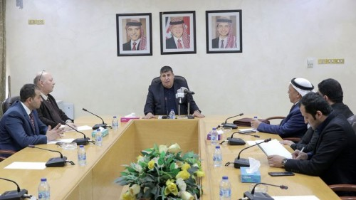 ردًا على انتهاك الأقصى.. لجنة برلمانية بالأردن تطالب بطرد السفير الإسرائيلي