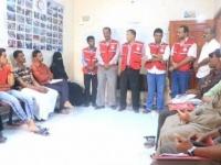 الهلال الأحمر اليمني ينظم الدورة التنشيطية الثالثة في مجال الإسعافات الأولية بحضرموت (صور)