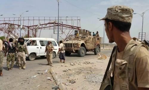 استهداف جنود بالحزام الأمني في أبين بعبوة ناسفة