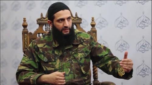 عاجل.. نقل زعيم جبهة النصرة لمستشفى تركي في أنطاكيا