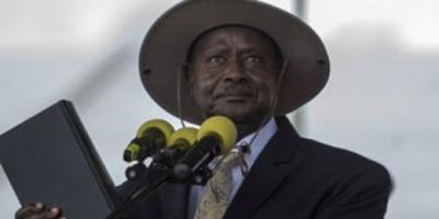 """الحزب الحاكم في أوغندا يوافق على ترشيح """"موسيفينى"""" لفترة رئاسية سادسة"""