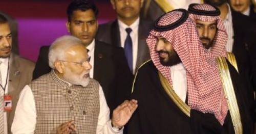 واس: السعودية والهند توقعان 5 اتفاقيات ومذكرات تفاهم