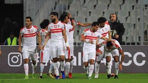 أهداف مباراة الزمالك وطلائع الجيش 2-2 في الدوري المصري