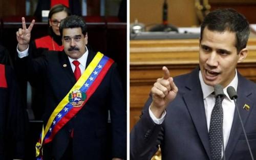 """روسيا تدعو """"غوايدو"""" للتفاوض مع الرئيس الفنزويلي (تفاصيل)"""