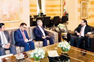 الحريري يؤكّد موقف لبنان الداعم لليمن