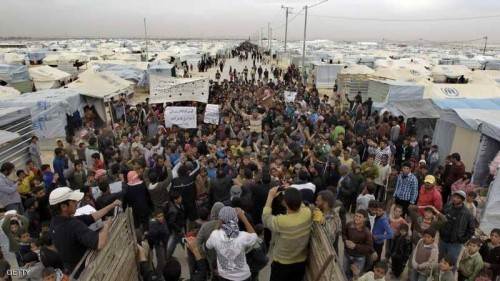الأردن تدعم اللاجئين السوريين  في المملكة بـ 2.4 مليار دولار