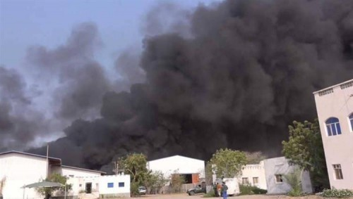 مليشيات الحوثي تقصف منازل المواطنين في التحيتا بالحديدة