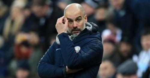 مدرب مانشستر سيتي لم يشعر بالسعادة بعد فوز فريقه