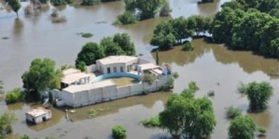 مصرع 12 شخصا جراء الفيضانات والأمطار الشتوية فى باكستان