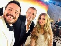 عمرو دياب يحيي زفاف اثنين من جمهوره (تفاصيل)