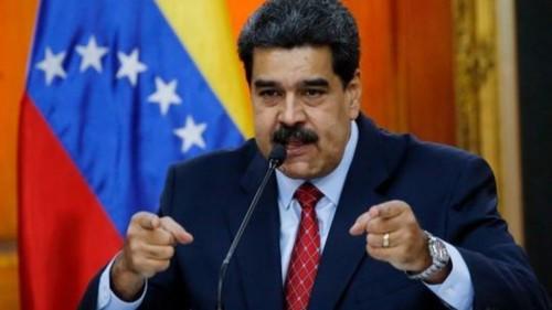 """""""مادورو"""" يعلن الإغلاق الكامل للحدود البرية مع البرازيل"""