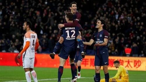 الصحافة الفرنسية تهتم بفوز باريس سان جيرمان في الدوري