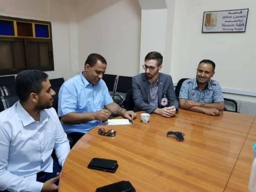 بعثة الصليب الأحمر الدولي تعلن عودة أنشطتها في محافظة تعز