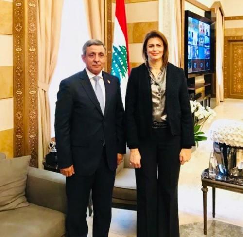 داخلية لبنان تؤكد حرص الحكومة على تطبيق سياسة النأي بالنفس في أزمة اليمن