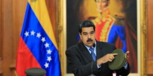 """معارض فنزويلي: 11 دبلوماسيا فنزويليا بالولايات المتحدة انشقوا عن """"مادورو"""""""