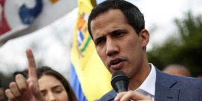 """""""غوايدو"""" يصدر قرارًا رئاسيًا بالسماح بدخول المساعدات الإنسانية لفنزويلا"""