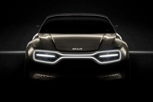 """في معرض جنيف ..""""كيا"""" تطرح سيارة كهربائية جديدة بتصميم مستقبلي"""