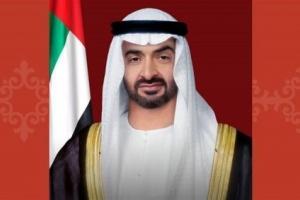 محمد بن زايد يُهنئ الكويت قيادةً وشعبًا بأعيادها الوطنية