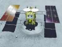 يبعد 340 مليون كيلومتر عن الأرض.. مسبار ياباني يهبط على كويكب لجمع عينات منه