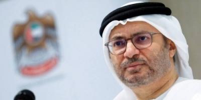 قرقاش: الجهود القطرية للاعتذار للسعودية باءت بالفشل