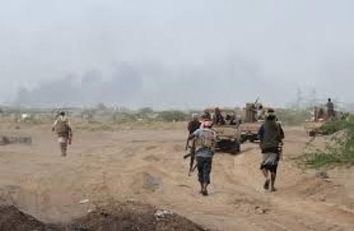 اشتباكات بين مليشيا الحوثي وقبائل ذو يحيى بحجة