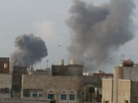 مليشيا الحوثي تستهدف مطاحن البحر الأحمر بالحديدة مجدداً