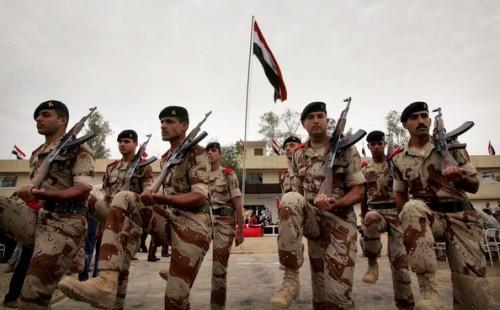 """الجيش العراقي يعلن مقتل أحد أفراد """"داعش"""" بكركوك"""